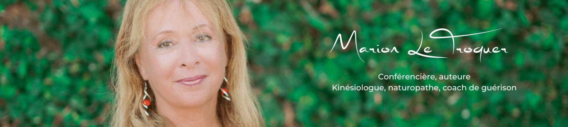 kinésiologue Marion Le troquer
