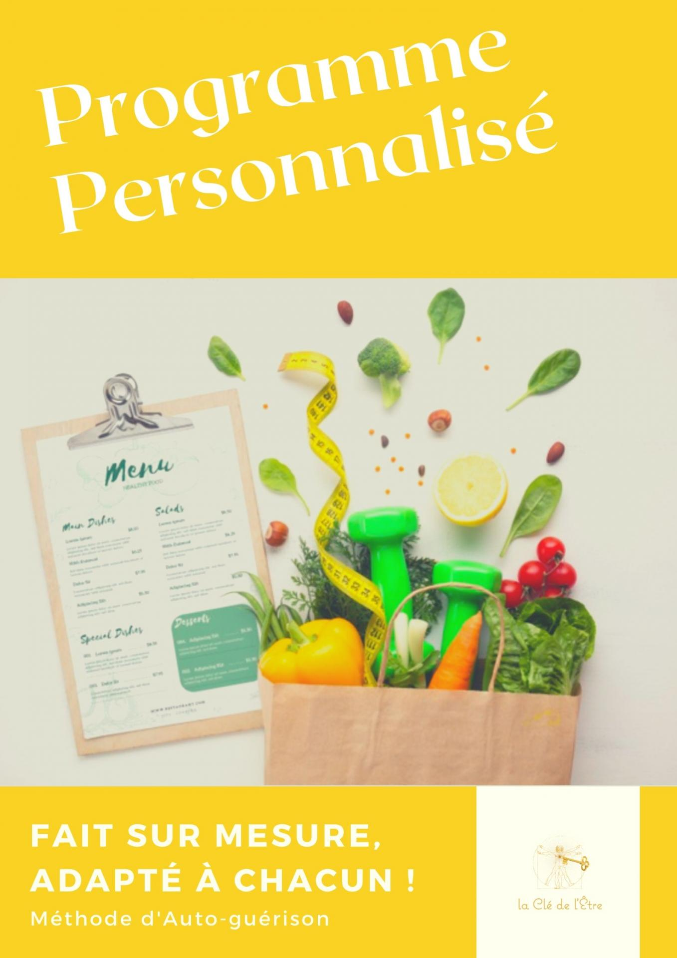 Programme personnalise